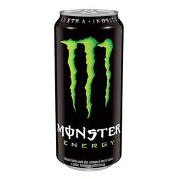 Monster Energético Energy Lata 473Ml
