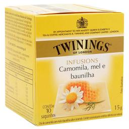 Twinings Chá Inglês Camomila Mel E Baunilha