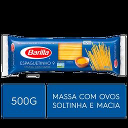 Barilla Macarrao C Ovos Espag N9 r
