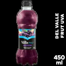 Suco Del Valle Frut Uva Pet 450 mL