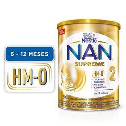 Nan Supreme 2 Formula Infantil 800G