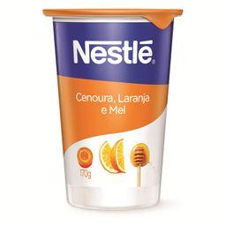 LEVE 5 PAGUE 4 Nestlé Iogurte Natural Cenoura Laranja