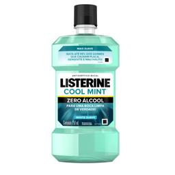 Listerine Antisseptico Bucal Zero Alcool