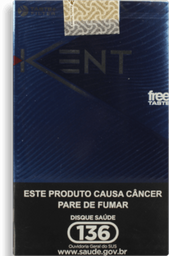 Cigarro Kent Red Maço Mechanic Carteira