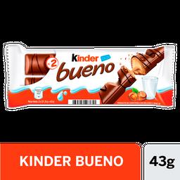 Kinder Bueno Chocolate Recheado (2x21.5g) - Cód.10947