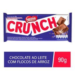 Crunch Chocolate Nestlé