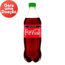 Coca-Cola Sem Açucar 600ml 10913