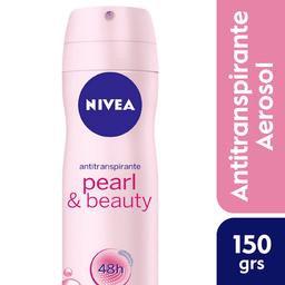 Nivea Desodorante Pearl Beauty Aerosol 48H