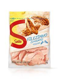 Filezinho Sassami de Frango Congelado Sadia