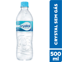 Crystal Agua Mineral Sem Gas