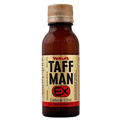 Bebida Suplemento de Vitaminas Yakult Taff Man-Ex 110 mL