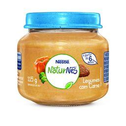 Papinhas Nestlé Papinha Nestlé Legumes Com Carne 115G