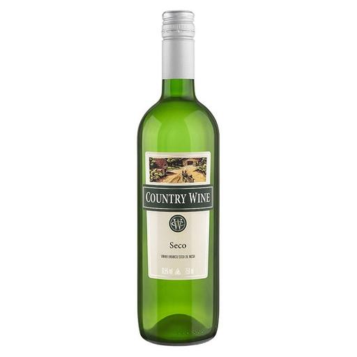 Vinho Country Wine Branco Seco 750 mL