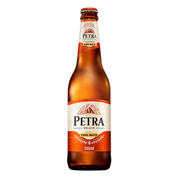 Cerveja Petra Puro Malte Long Neck 355 mL Und