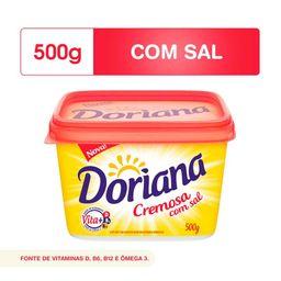Doriana Margarina Extra Cremosa Com Sal