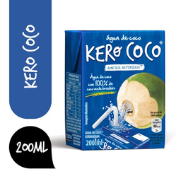 Água De Coco Kerococo - 200 mL - Cód. 10816