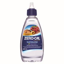 Adoçante Liquido Zero Cal Sucralose