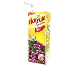 Nectar Dafruta 200 mL Uva