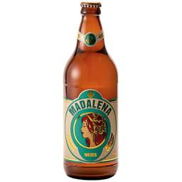 Cerveja Madalena Weiss 600 mL