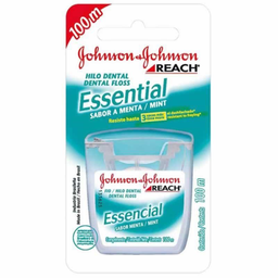 Reach Fio Dental Johnson S Essencial