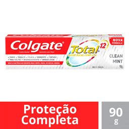 Colgate Creme Dental Total 12 Clean Mint