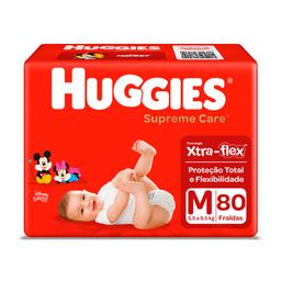 Huggies Fralda Descartável M