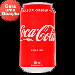 Coca-Cola Original Refrigerante Lata