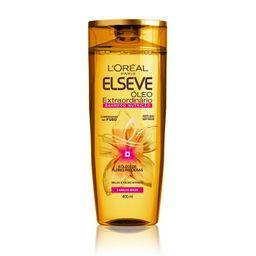Loreal Paris-Elseve Shampoo Óleo Extraordinário Elseve 400Ml