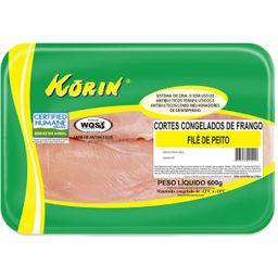 File Peito Korin Congelado.600g