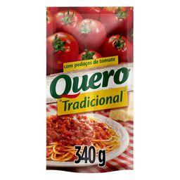 Quero Molho De Tomate Tradicional Sachê