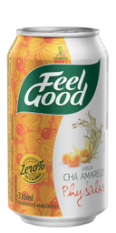 Chá Amarelo Feel Good com Physalis Lata 330 mL