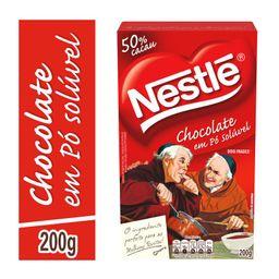 Dois Frades Chocolate Nestlé 2 Frades Em Pó