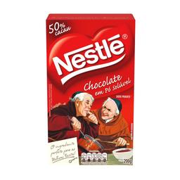Chocolate em Pó Nestlé 50% Cacau 200 g