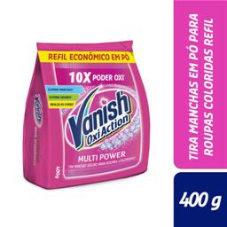Vanish Alvejante Po Pink Refil Embalagem Economica