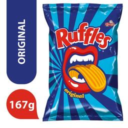 Ruffles Batata Sal Elma Chips