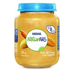 Papinhas Nestlé Papinha Peito De Frango Legumes