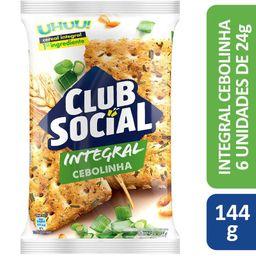 Club Social Biscoito E Integral Cebolinha