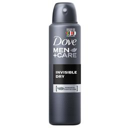 Dove Men Desodorante Aerosol Care Invisible Dry 48H