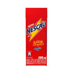 Nescau Bebida Lactea Sabor Chocolate