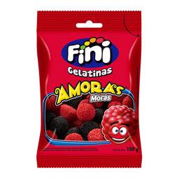 Fini Bala De Gelatina Amoras