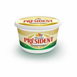 Président Manteiga Com Sal