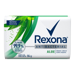 Rexona Sabonete Antibacterial Aloe