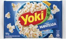 Yoki Pipoca de Microondas Manteiga - Cód.11003