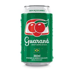 Guaraná Antarctica Refrigerante Zero