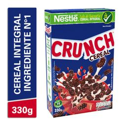 Crunch Cereal Matinal Nestle Caixa