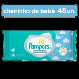 Pampers Toalhinhas Umedecidas Fresh Clean 48 Unidades