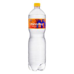 Minalba Agua Mineral Com Gas