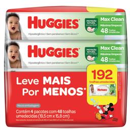 Huggies Baby Wipes Max Clean