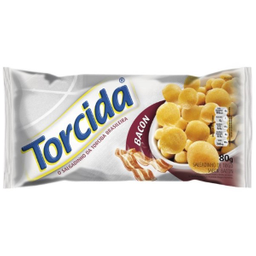 Lucky Torcida Bacon 80 G