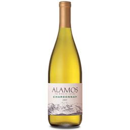 Vinho Alamos Chardonnay 2018 - Branco